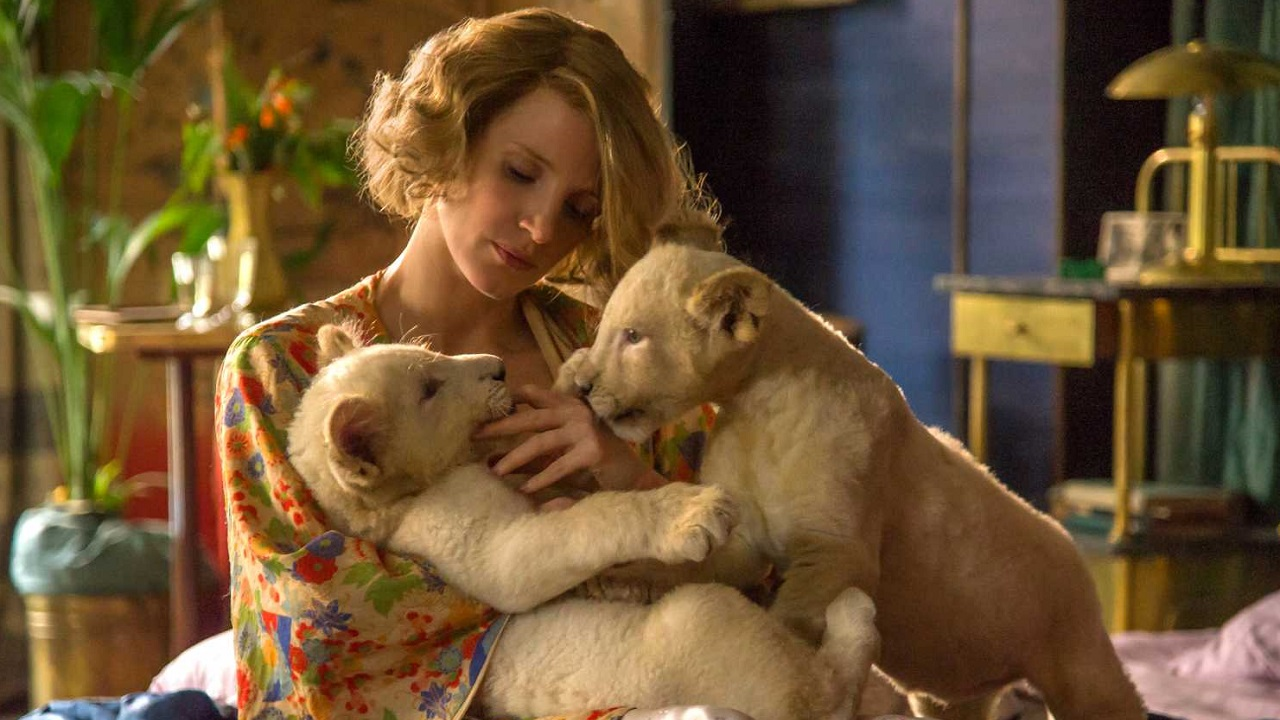 The Zookeepers Wife (2017) image