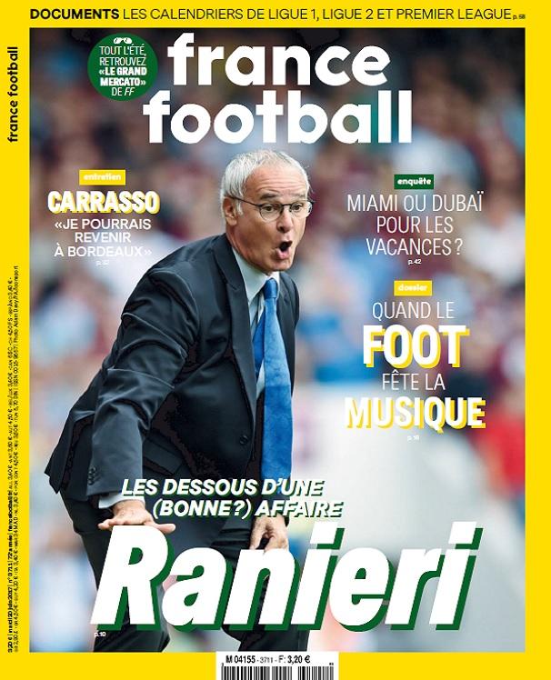 télécharger France Football N°3711 Du 20 Juin 2017