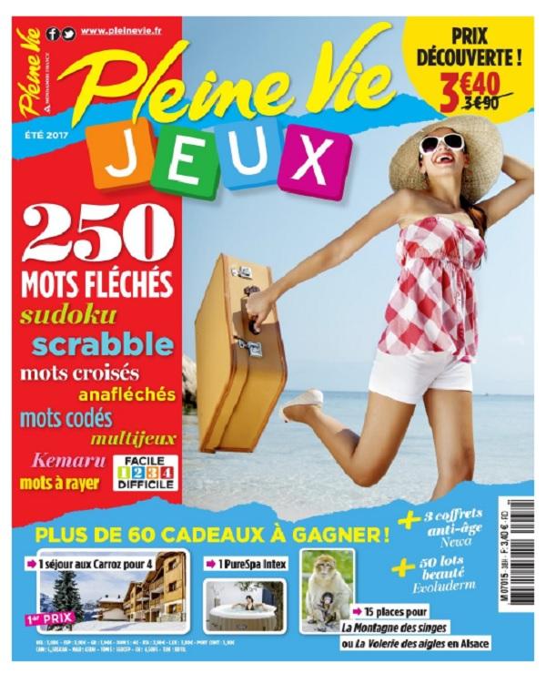 télécharger Pleine Vie Hors Série N°38 - Eté 2017