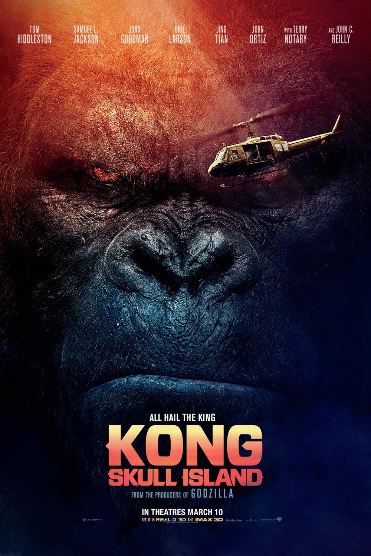 Kong: Skull Island(2017) poster image