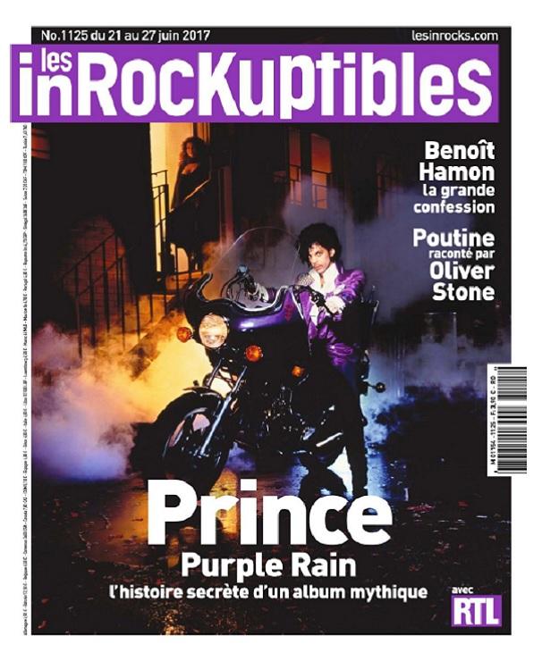 télécharger Les Inrockuptibles N°1125 Du 21 au 27 Juin 2017