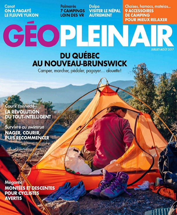 télécharger Géo Plein Air - Juillet-Août 2017