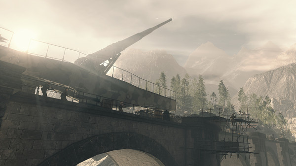 Sniper Elite 4 image 1