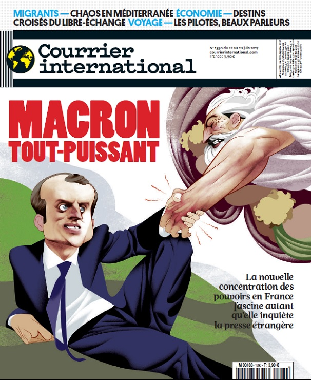 télécharger Courrier International N°1388 Du 22 au 28 Juin 2017