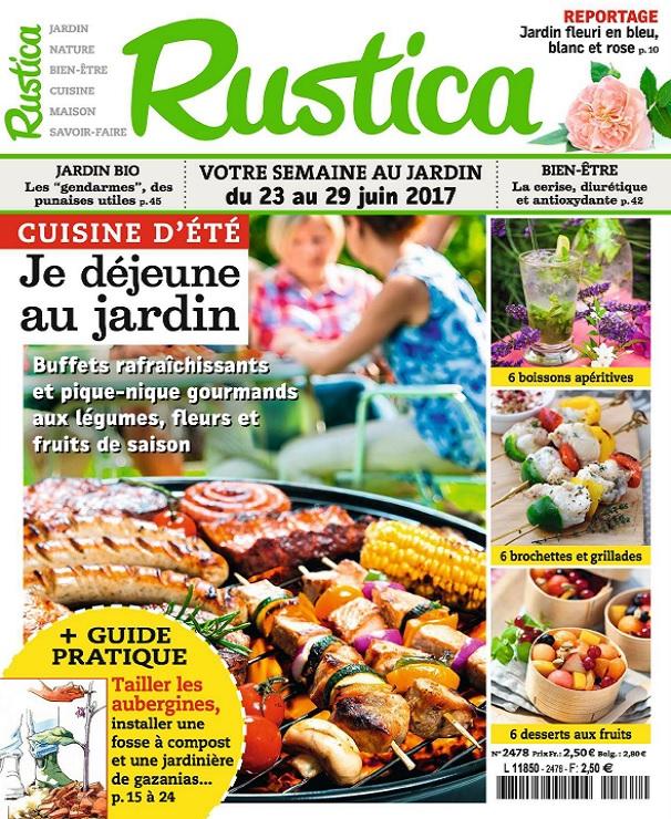 télécharger Rustica N°2478 Du 23 au 29 Juin 2017