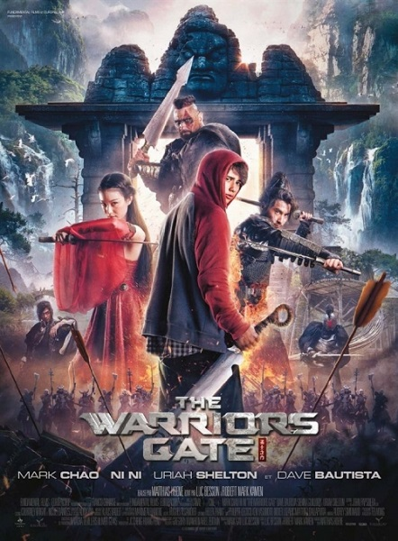 Wrota bohaterów / The Warriors Gate / Yongshi zhi men (2016) PLDUB.BDRip.XviD-KiT / Dubbing PL