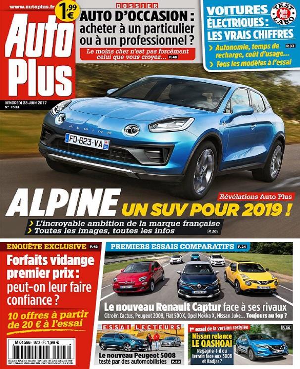 télécharger Auto Plus N°1502 Du 23 Juin 2017