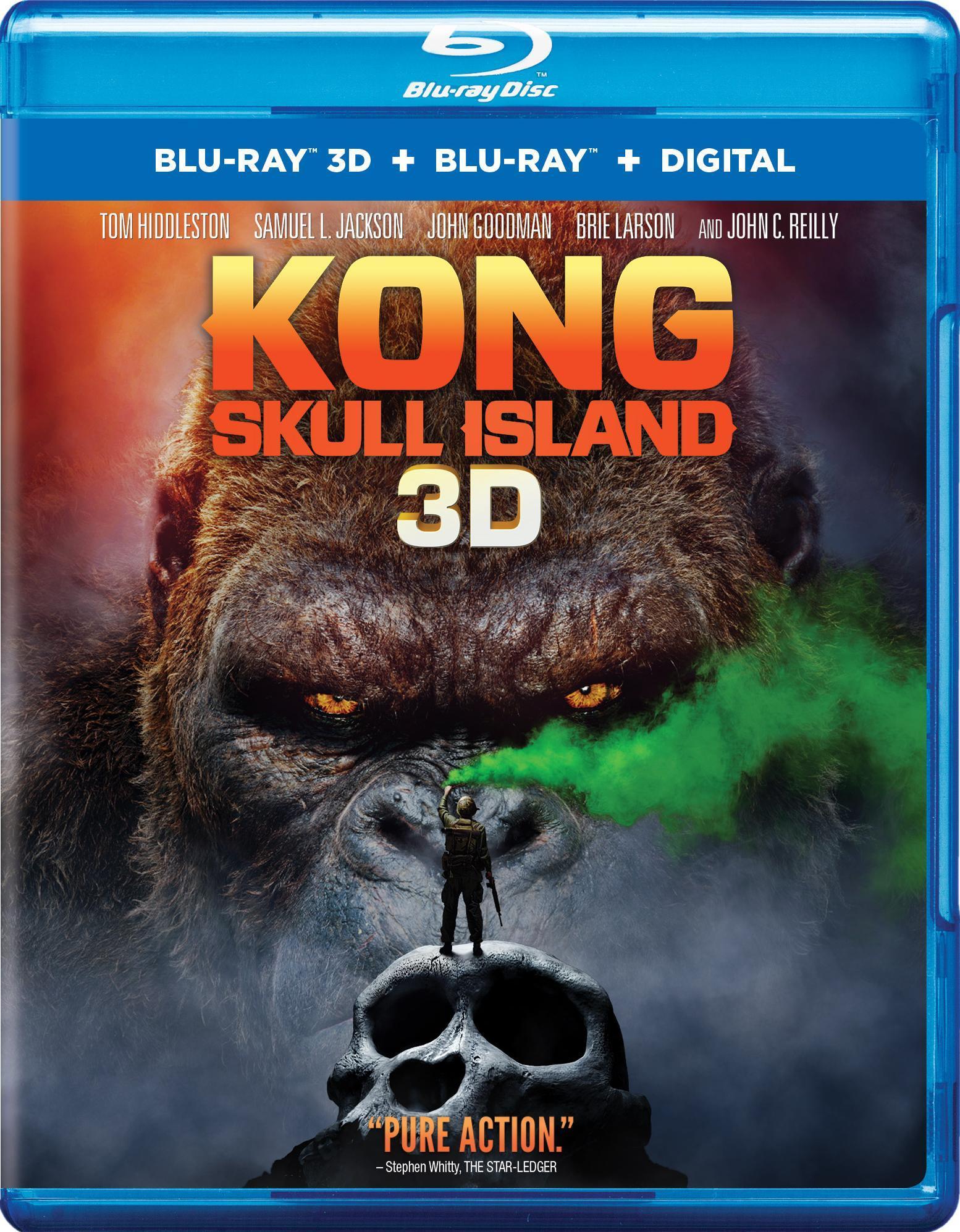 Kong: Skull Island (2017) poster image