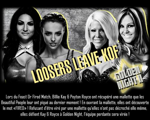 5-Loosers Leave KOF