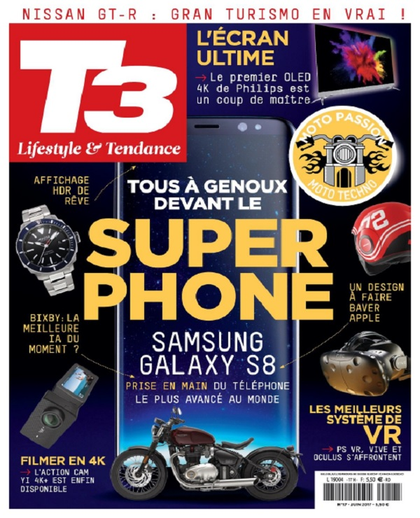 T3 High-Tech Magazine N°17 - Juin 2017
