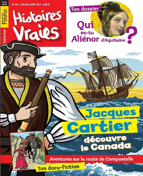 télécharger Je Lis Des Histoires Vraies N°274 - Juillet-Août 2017