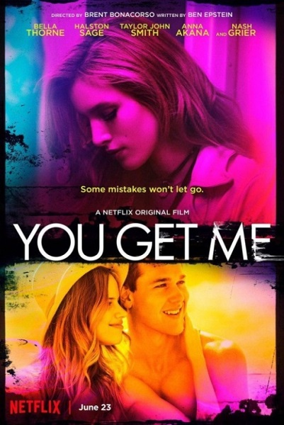 You Get Me (2017) PL.WEBRip.XviD-KiT / Lektor PL