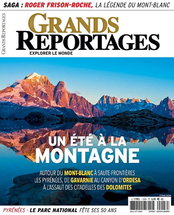 télécharger Grands Reportages N°436 - Juillet 2017