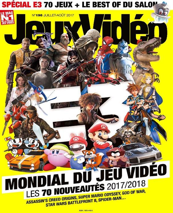 télécharger Jeux Vidéo Magazine N°198 - Juillet-Août 2017