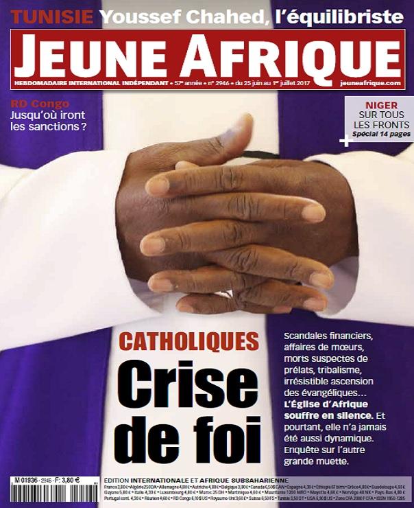 télécharger Jeune Afrique N°2946 Du 25 Juin au 1 Juillet 2017
