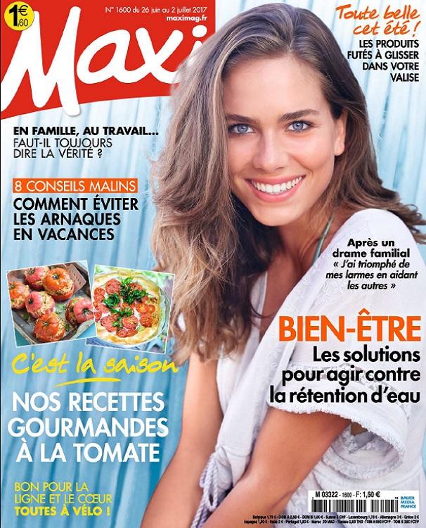 télécharger Maxi N°1600 Du 26 Juin au 2 Juillet 2017