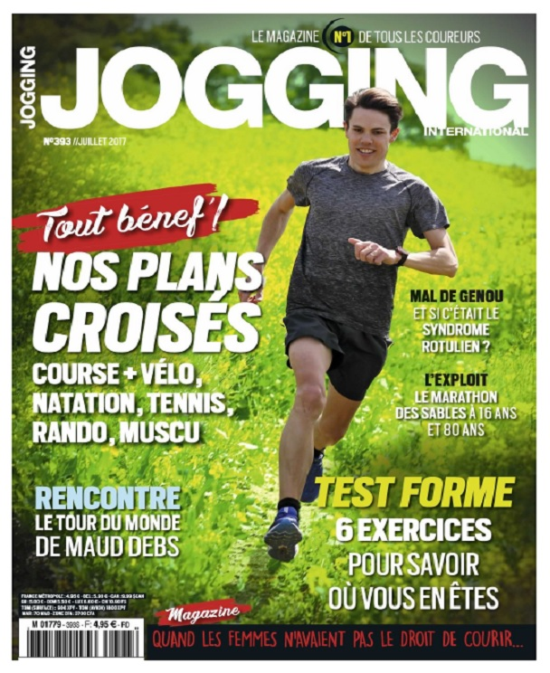 télécharger Jogging International N°393 - Juillet 2017