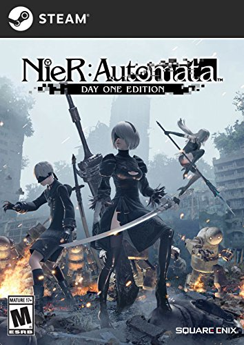Poster for NieR: Automata