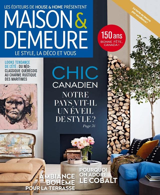 télécharger Maison et Demeure - Juillet-Aout 2017