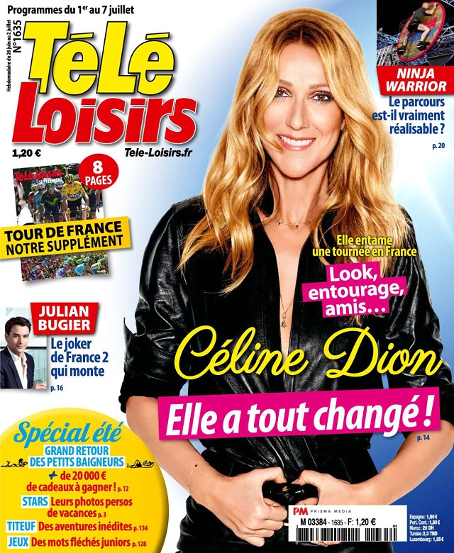 télécharger Télé Loisirs N°1635 Du 1 au 7 Juillet 2017