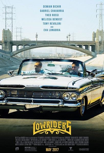 Lowriders (2016) CAM READNFO XViD-26k / WERSJA ANGIELSKA