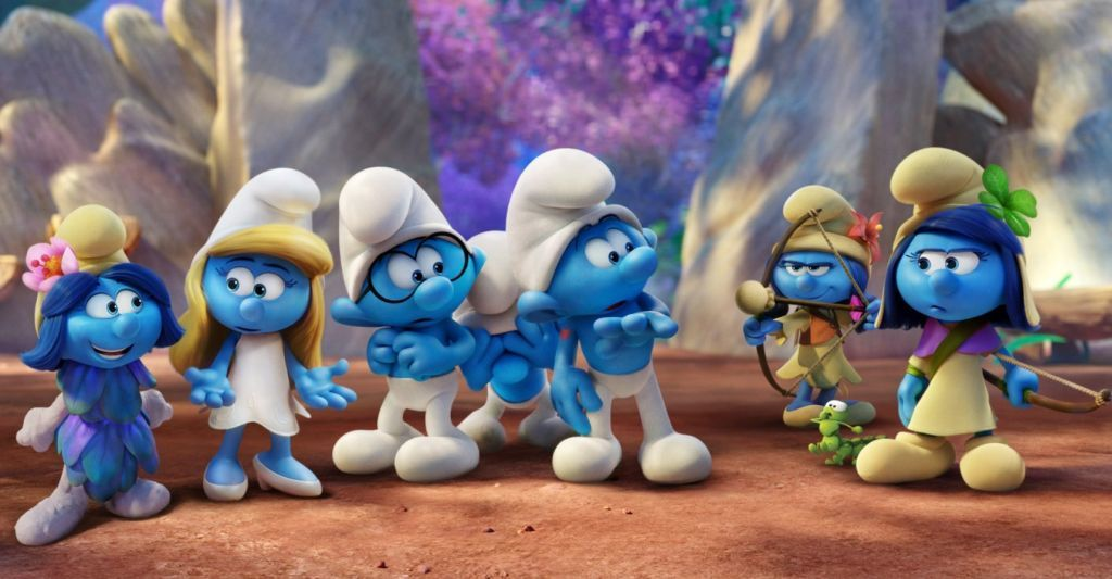 Smurfs: The Lost Village (2017) image