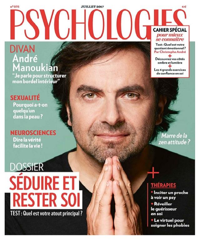 télécharger Psychologies N°375 - Juillet 2017