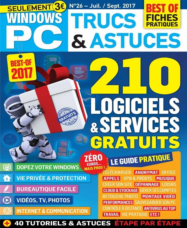 télécharger Windows PC Trucs et Astuces N°26 - Juillet-Septembre 2017