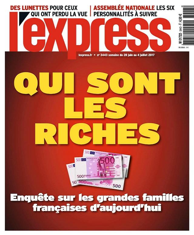 télécharger L'Express N°3443 Du 28 Juin au 4 Juillet 2017