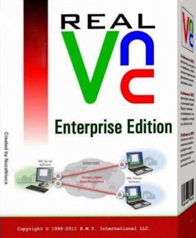 Poster for RealVNC VNC Enterprise v6.1.1.r28093