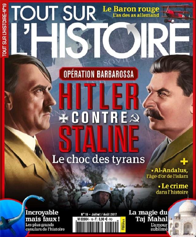 télécharger Tout Sur L'Histoire N°19 - Juillet-Aout 2017