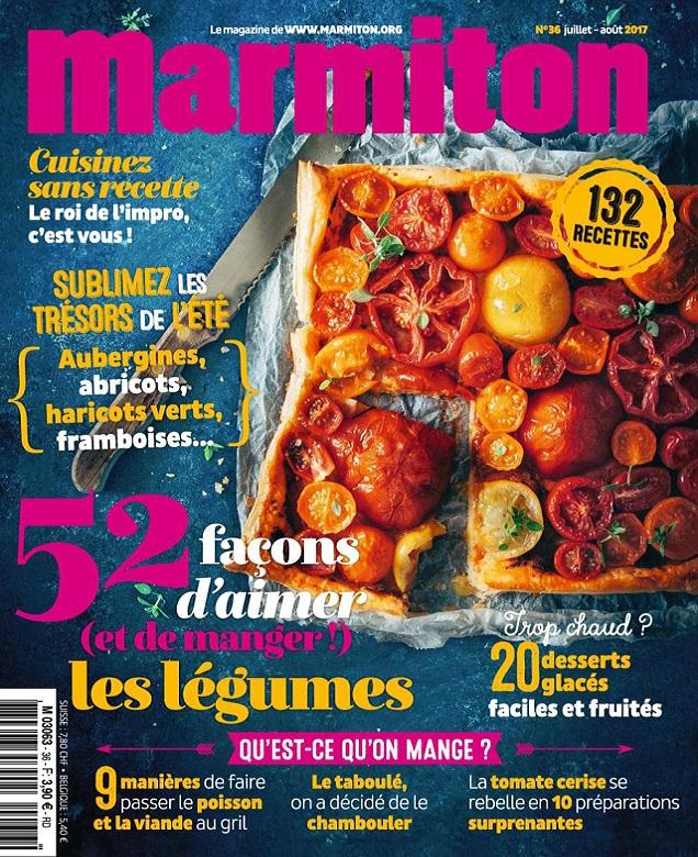 télécharger Marmiton N°36 - Juillet-Août 2017