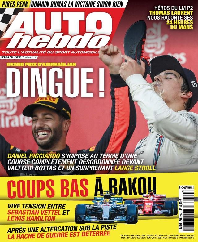 télécharger Auto Hebdo N°2120 Du 28 Juin 2017