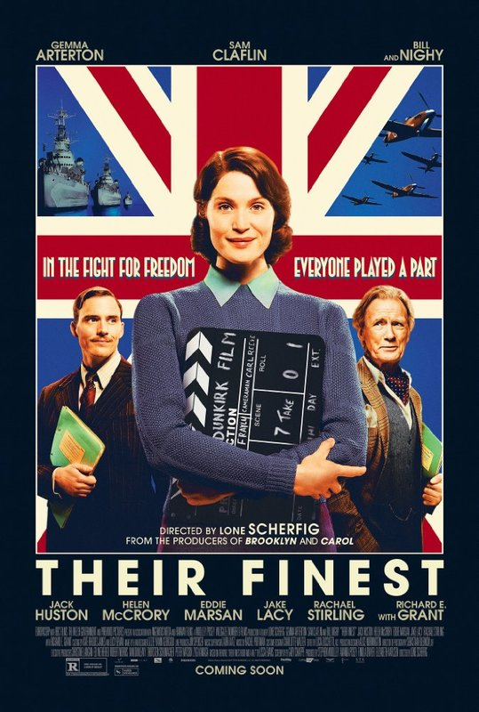 Their Finest (2016) poster image