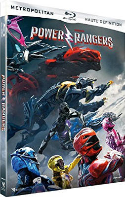Power Rangers (2017) BLURAY 720p FRENCH