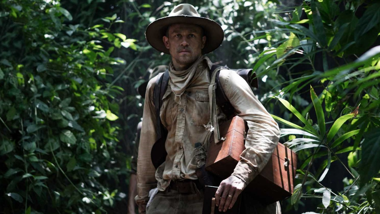 The Lost City of Z (2016) image