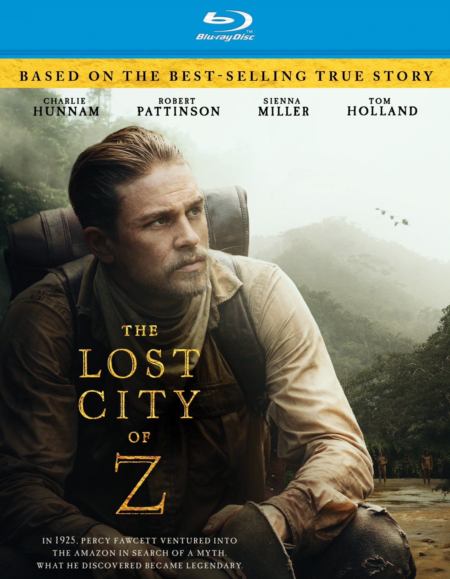 The Lost City of Z (2016) poster image