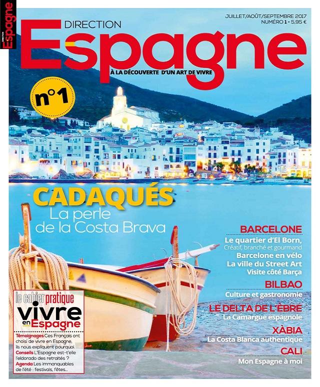 Destination Espagne N°1 - Juillet-Septembre 2017