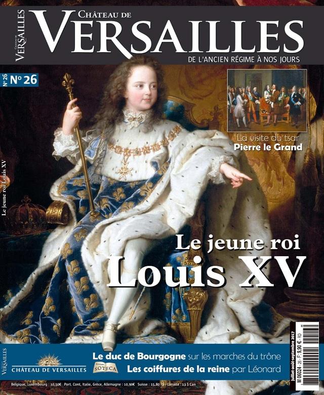 télécharger Château De Versailles N°26 - Juillet-Septembre 2017