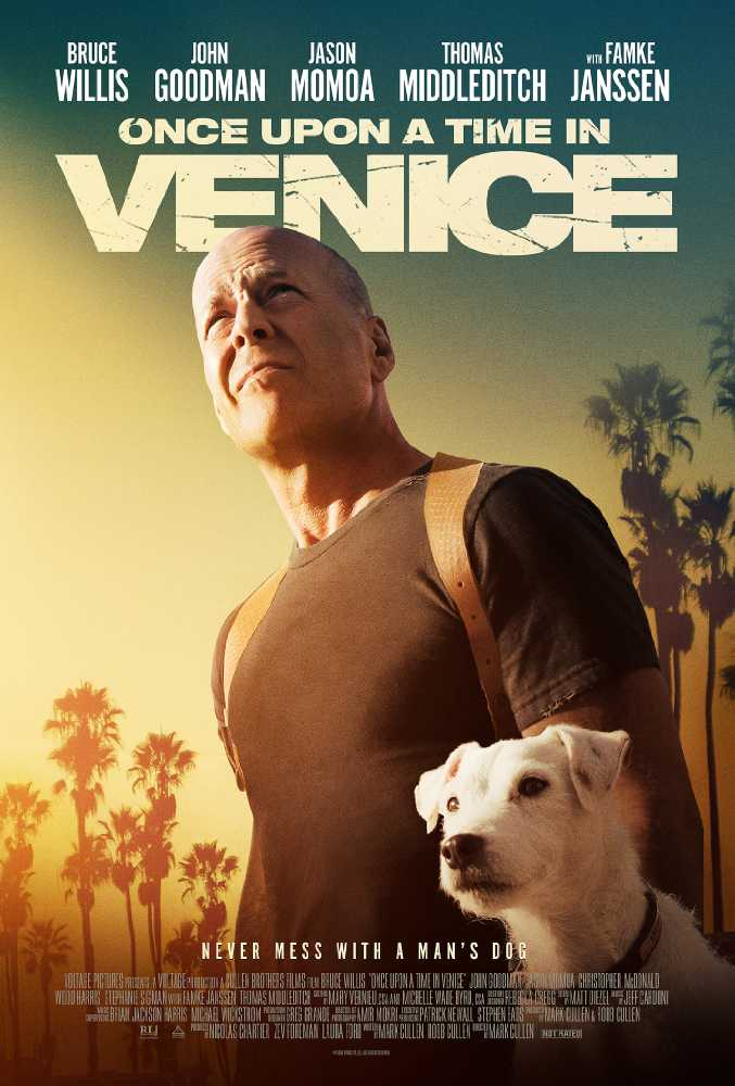 Once Upon a Time in Venice (2017) poster image