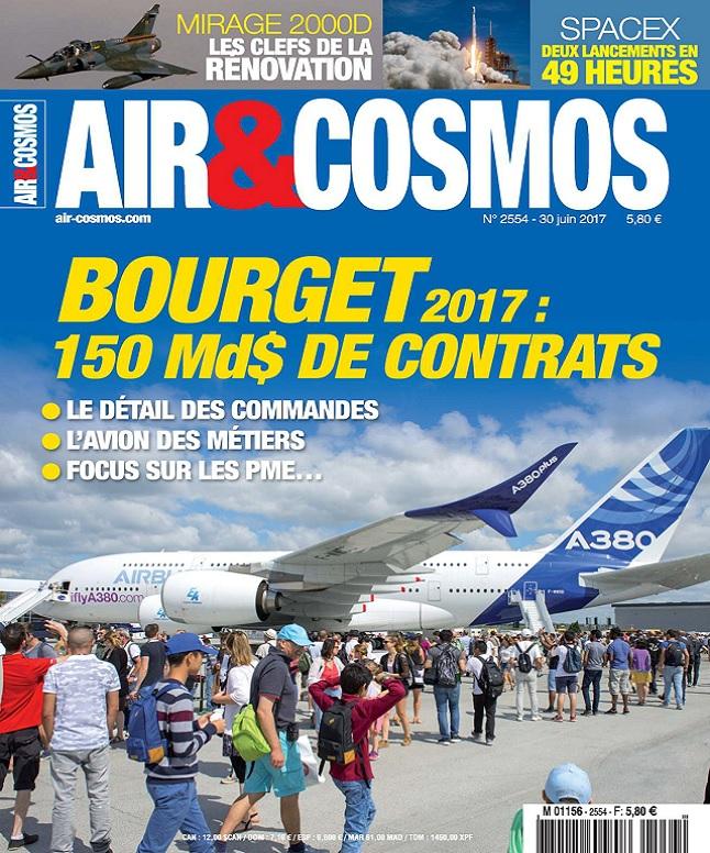 télécharger Air et Cosmos N°2554 Du 30 Juin 2017