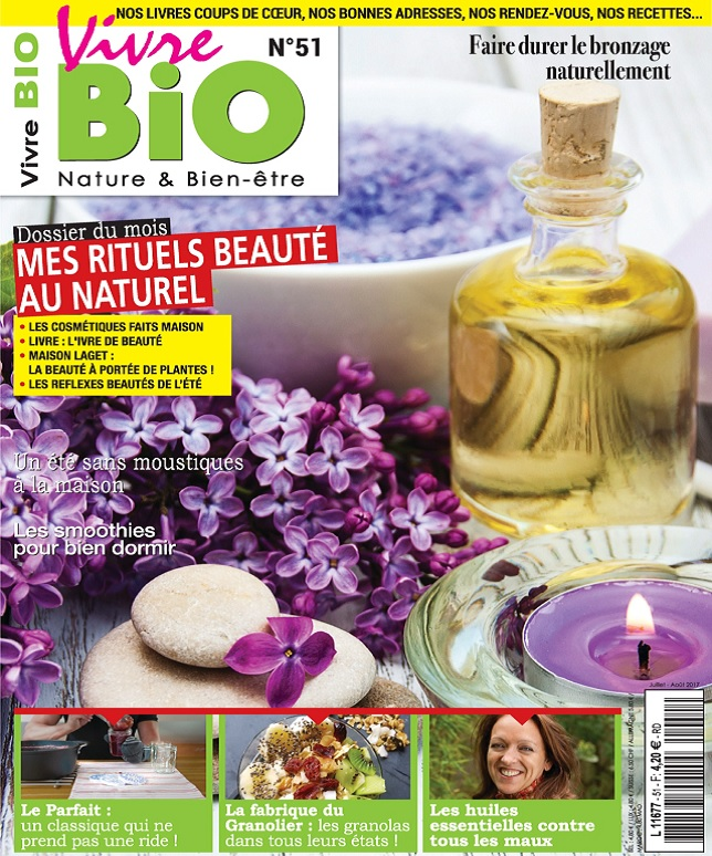 télécharger Vivre Bio N°51 - Juillet-Août 2017