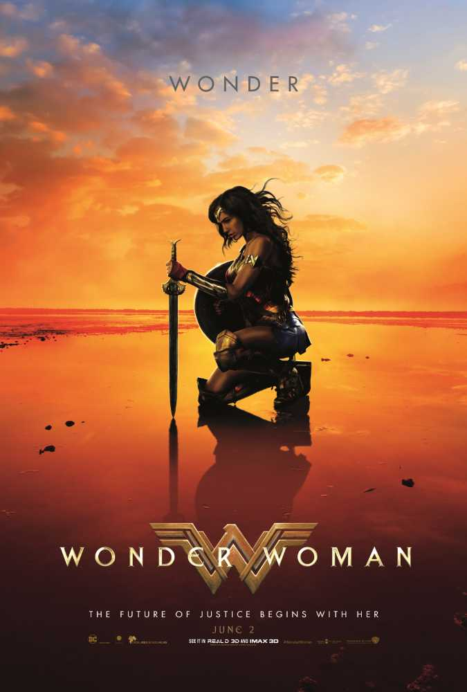 Wonder Woman (2017) poster image