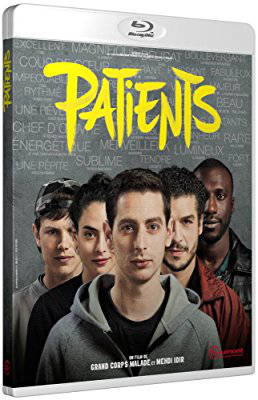 Patients (2017) BLURAY 1080p FRENCH