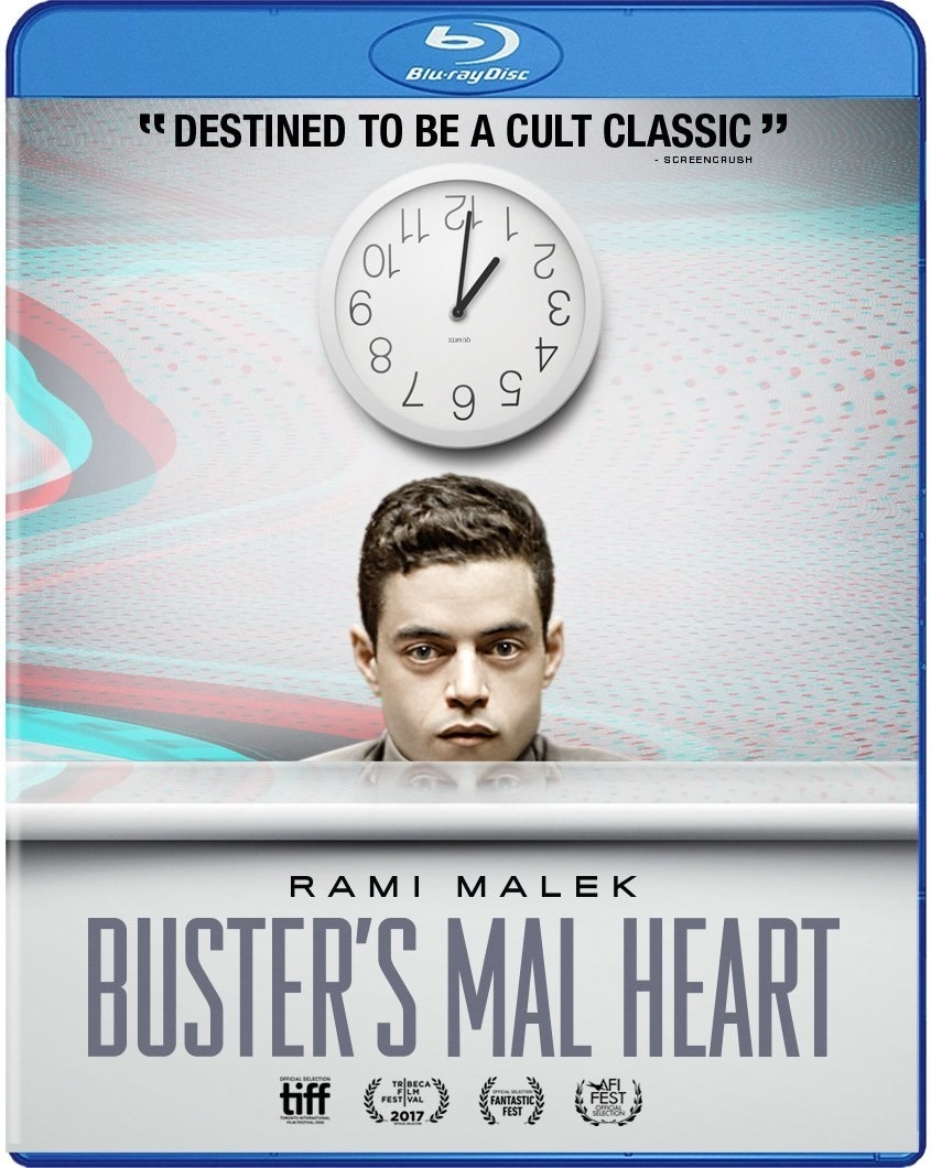 Buster poster image