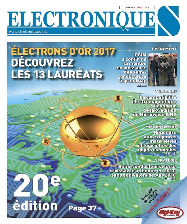 télécharger ElectroniqueS N° 83 - Juin 2017