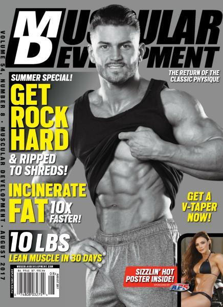 Muscular Development – August 2017-P2P