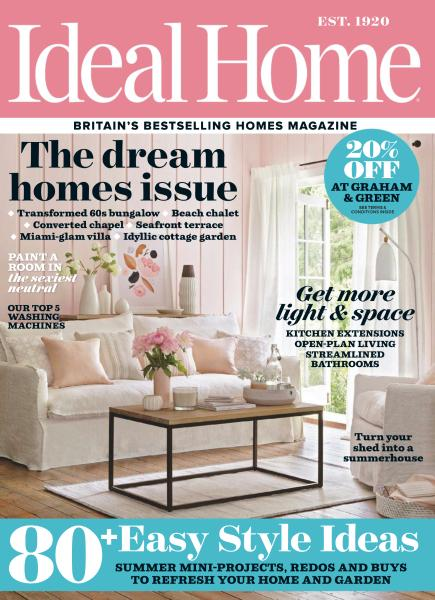 Ideal Home UK – August 2017-P2P