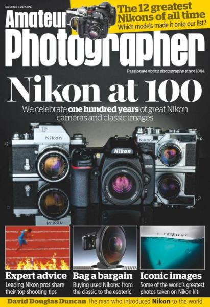 Amateur Photographer – 8 July 2017-P2P