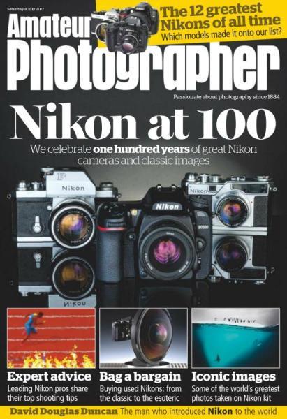 Amateur Photographer – 8 July 2017-P2P